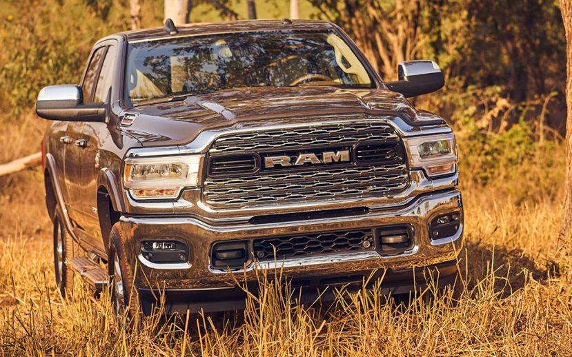 RAM 2500 Laramie