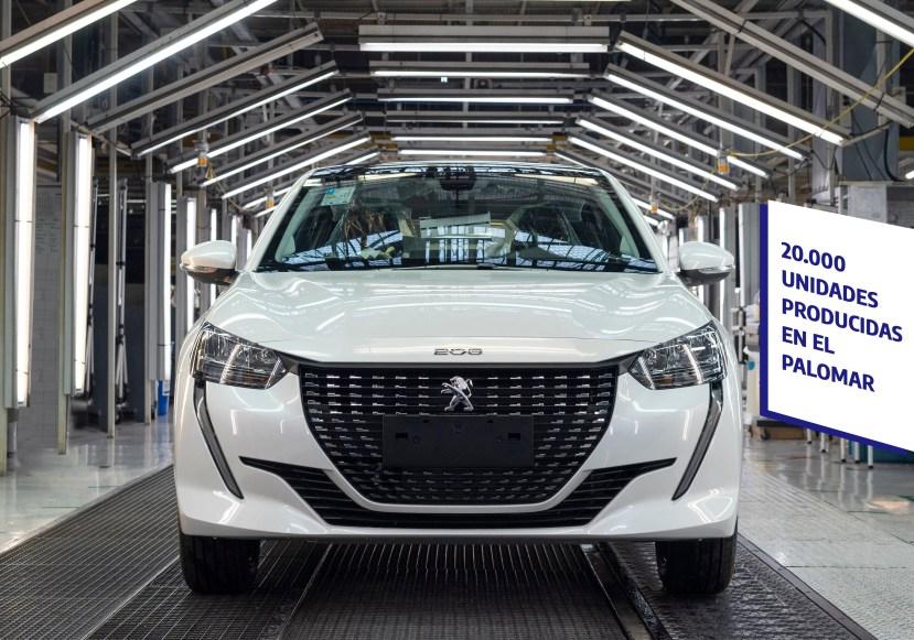 Producción nacional Peugeot 208