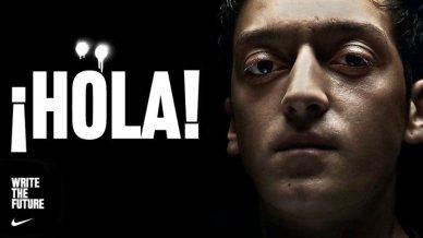 Mesut Ozil, Real Madrid