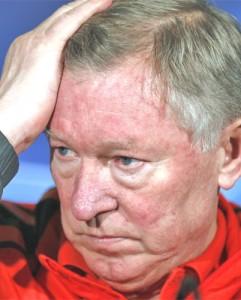 Sir Alex Ferguson suspendat pentru 5 etape