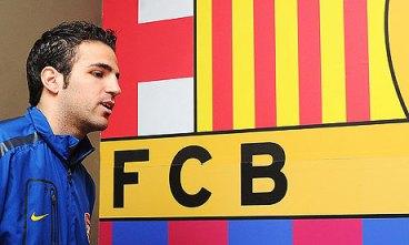 Cesc Fabregas din nou spre Barcelona