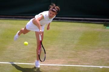 Simona Halep, Wimbledon 2011