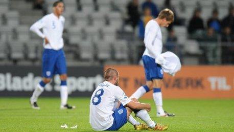 U21 England vs U21 Czech