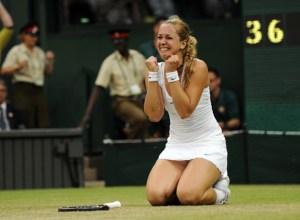 Sabine Lisicki, Wimbledon 2011