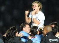 Diego Forlan, Uruguay, Copa America 2011