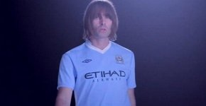 Liam Gallagher Manchester City
