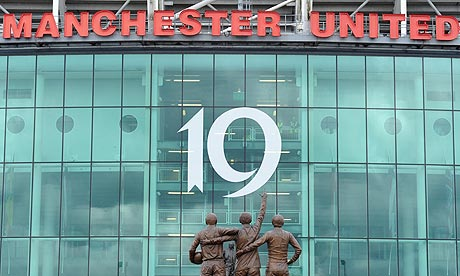Manchester United 19 champions