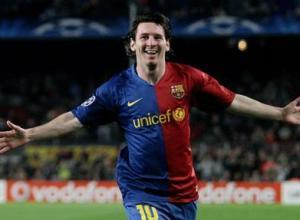 lionel messi Champions League 2011-2012