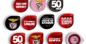 Benfica Lisabona Prezervative