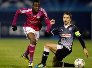 Dinamo Zagreb vs Olympique Lyon 1-7
