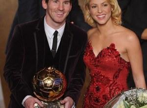 Messi si Shakira