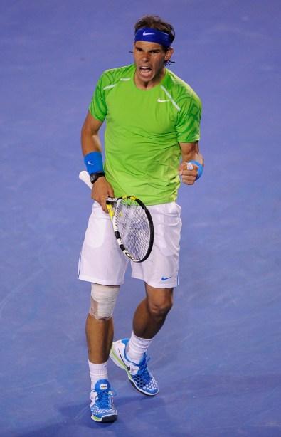 Nadal australian Open 2012