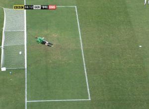 Lampard dismissed goal