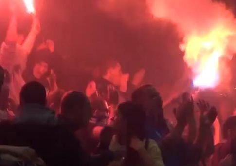 Meci de fotbal copii Polonia