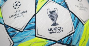 Mingea oficiala a finalei Champions League 2012