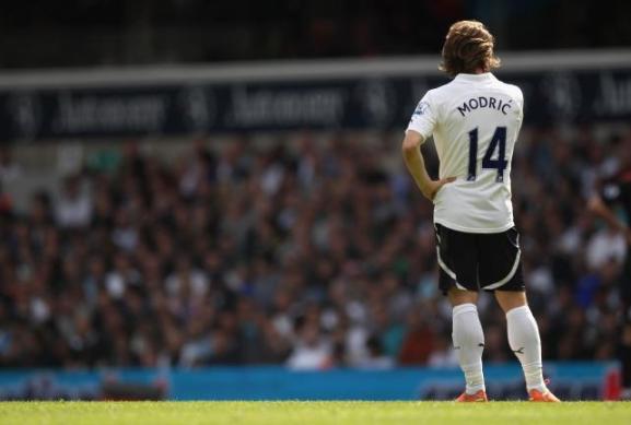 Luka Modric transfer de la Tottenham la Real Madrid