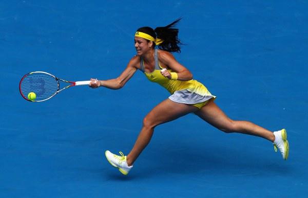 Sorana Cirstea Australian Open 2013