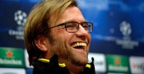 Jurgen Klopp Borussi Dortmund v Real Madrid 4-1