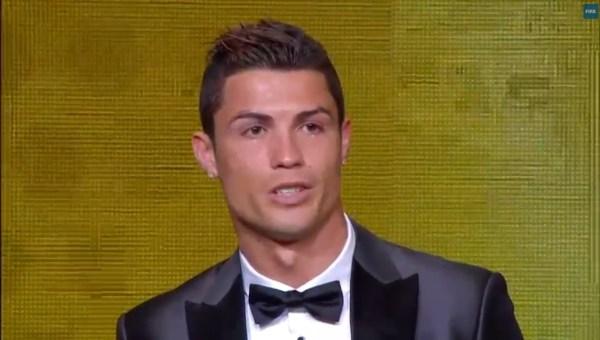 Ronaldo-Ballon d'Or
