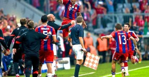 Jerome Boateng Bayern Munchen Manchester City