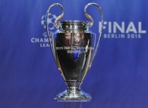 Champions-League-Trophee