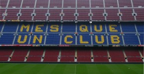 Nou Camp més que un club