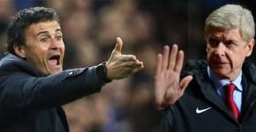 Luis_Enrique_Arsene_Wenger_Arsenal_Barcelona