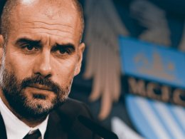 Champions League 2016-2017 Guardiola Manchester City