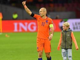 2018 World Cup Qualifications - Europe - Netherlands vs Sweden