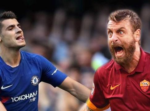 Morata-De-Rossi-Chelsea-Roma