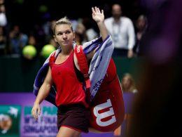 Simona Halep WTA Tour Finals