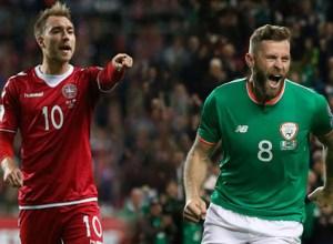 Denmark-Ireland