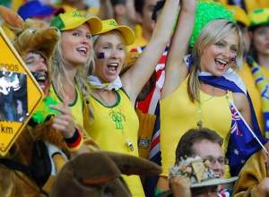 Australian - fans