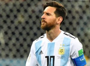 Messi World Cup 2018