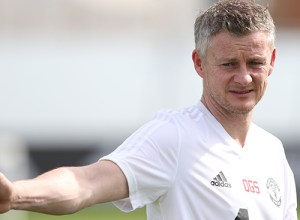 Ole Gunnar Solskjaer Manchester United Training