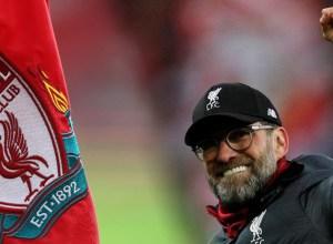 Liverpool Champions Jurgen Klopp