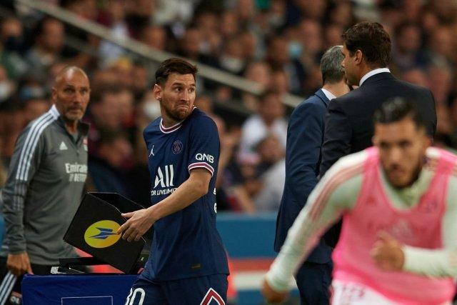 Messi-Pochettino-PSG-OL