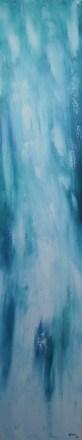 Foss - Öl auf Leinwand - 20 x 100 cm Verkauft/Sold