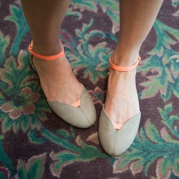 Seychelles Ankle Strap Flats