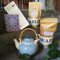 Mother's Day GIVEAWAY from Dobra Tea + Minx Upstairs!