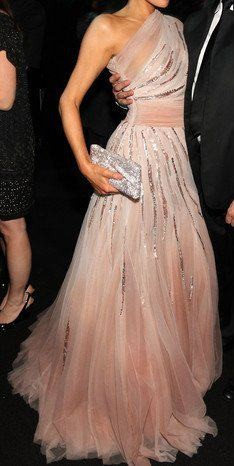 8. Chiffon Princess Gown