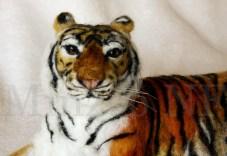 needle felting tiger minzoo