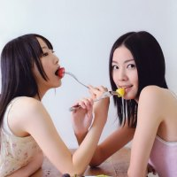 Rena and Jurina Friday Magazine