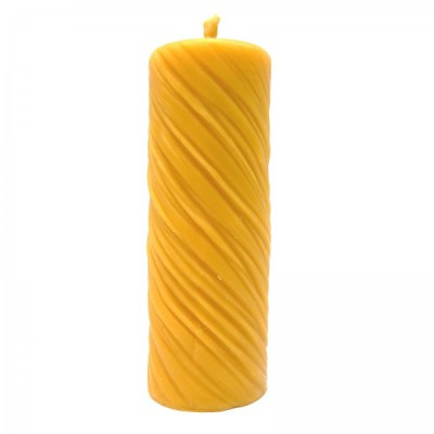 Rope Beeswax Candle