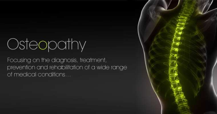 Osteopathy as a Cure: Why This is the Best Way to Treat Back and Joint Pains
