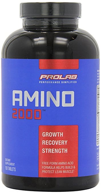 prolab amino 2000 reviews