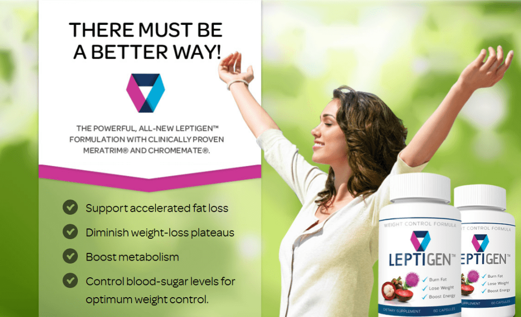 Leptigen diet reviews