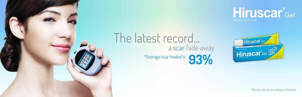 hiruscar acne healing review