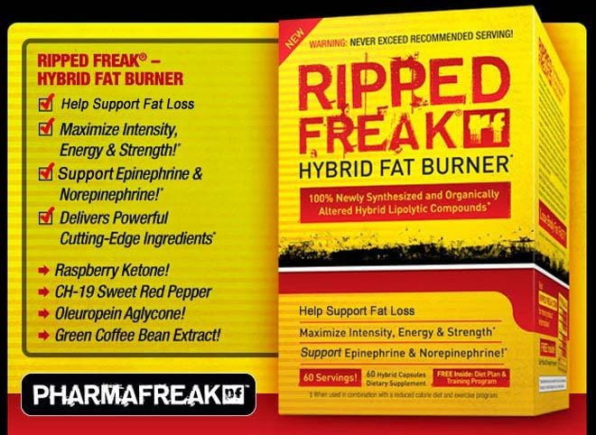Ripped Freak reviews