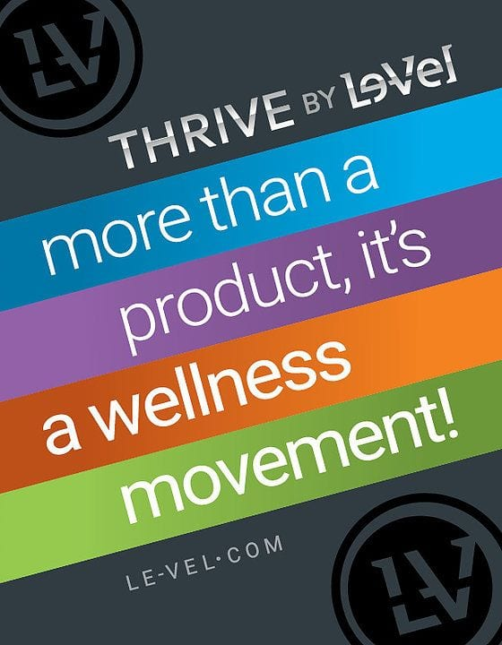 le-vel thrive side effects